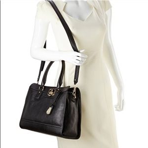 Cole Haan genuine leather bag!!!